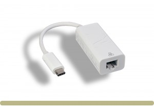 USB 3.1 Type C to Gigabit Ethernet Adaptor