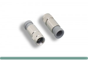 RG-59 F-Type Compression Connector