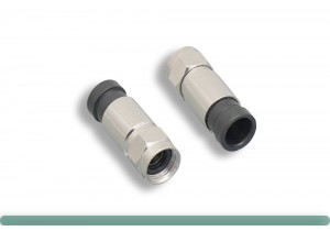 RG6 F-Type Compression Connector