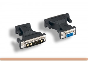 13W3 M to HD15 F SUN to VGA Monitor Adapter