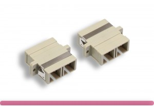 Multi-Mode SC/SC Duplex Fiber Optic Coupler