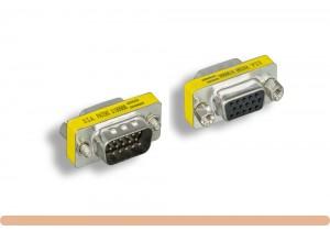 HD15 M to HD15 F VGA Port Saver