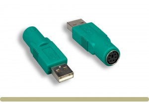 PS/2 Logitech Mouse to USB Adaptor