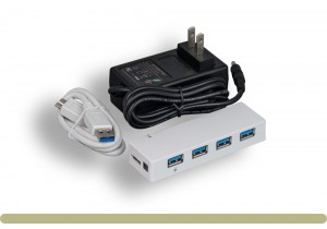 USB 3.0 4 Port Hub