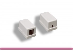 1 Port RJ-45 Surface Mount Box