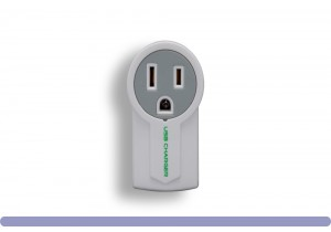 MIni 1 Outlet with 1 USB Port