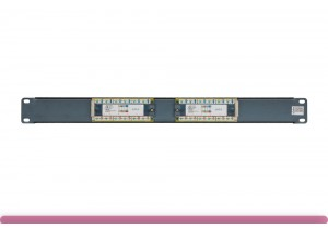 12-port Cat 6 Patch Panel 110 Type