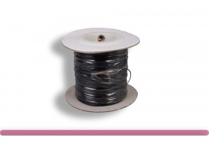 Bulk Wire Tie 290M/Reel, Black