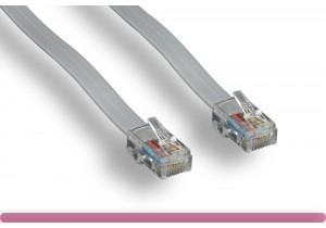 RJ-45 8P8C Reverse Modular Phone Cable