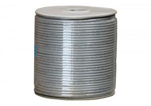 4C UL 26AWG Modular Flat Bulk Cable