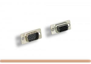 HD15M Crimp Type Connector