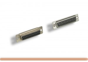 DB25F Solder Type Connector