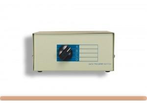 4-Way DB25 Manual Data Switch