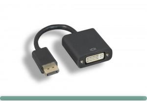 DisplayPort to DVI Adapter w/o Latch